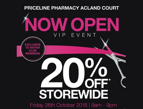 Priceline Pharmacy Grand Opening